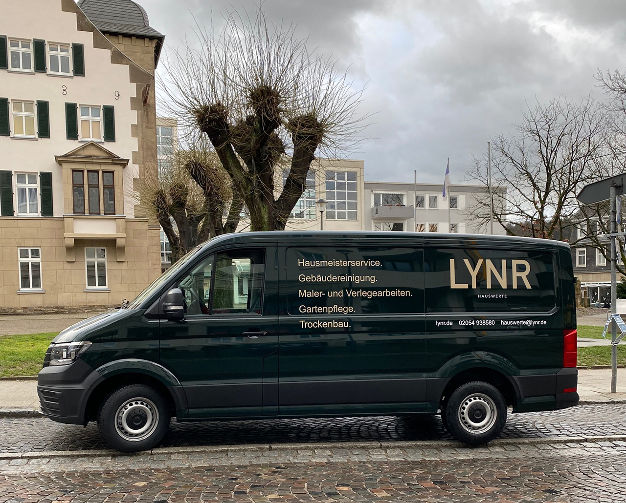 LYNR IMMOBILIENWERTE - STANDORT
