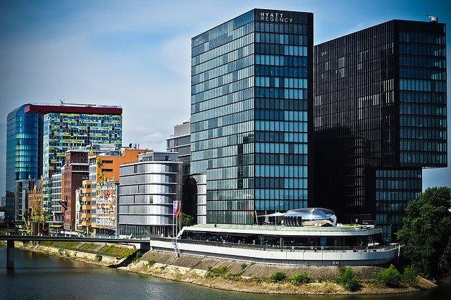 Immobilienstandort Düsseldorf
